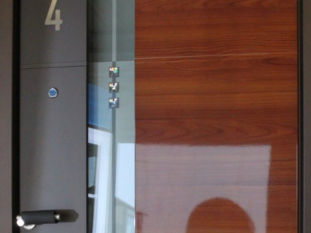 Nouvelles photos de portes INOTHERM de chez WILSON